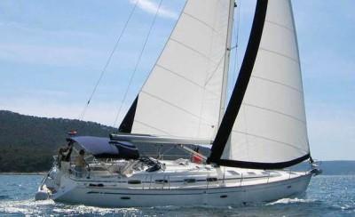 Bavaria 50 cruiser yacht charter