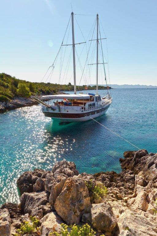 Gulet Atlantia for charter in Croatia