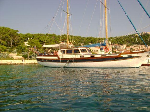 Gulet Hera for charter in Croatia