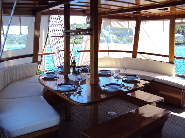 Gulet Vila Vrgade for charter in Croatia