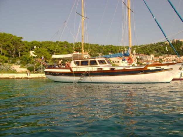 Gulet Hera for charter in Croatia