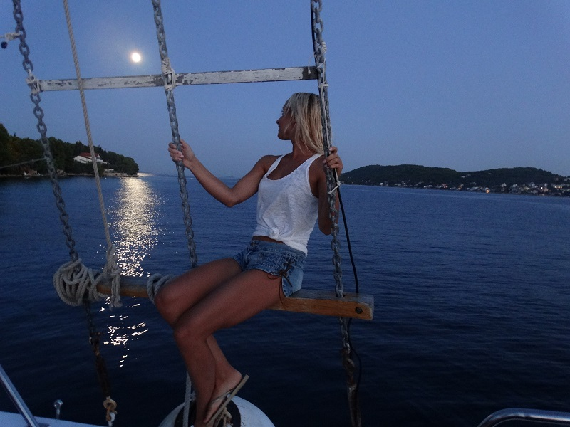 Gulet Dolin for charter in Croatia