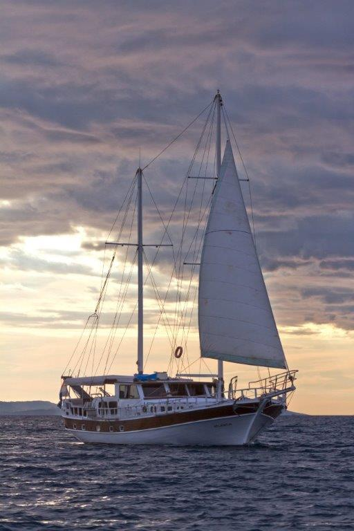 Gulet Atlantia for charter in Croatia