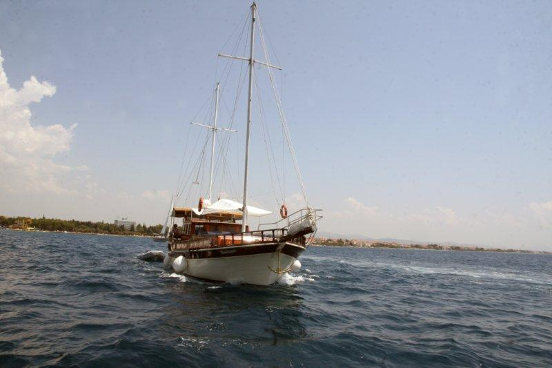 Gulet Babac for charter in Croatia